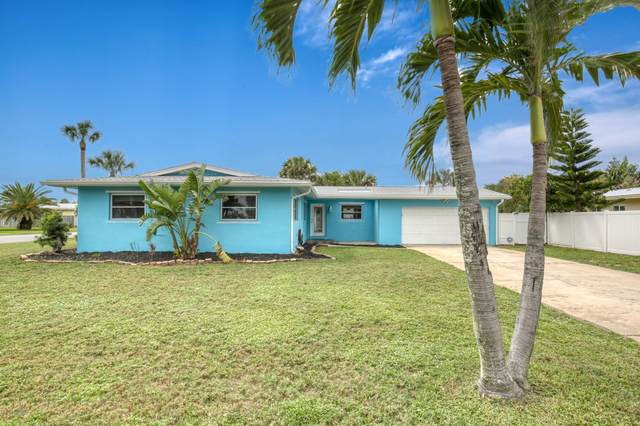 100 Surry Lane, Satellite Beach, FL 32937 (MLS #886816) :: Engel & Voelkers Melbourne Central