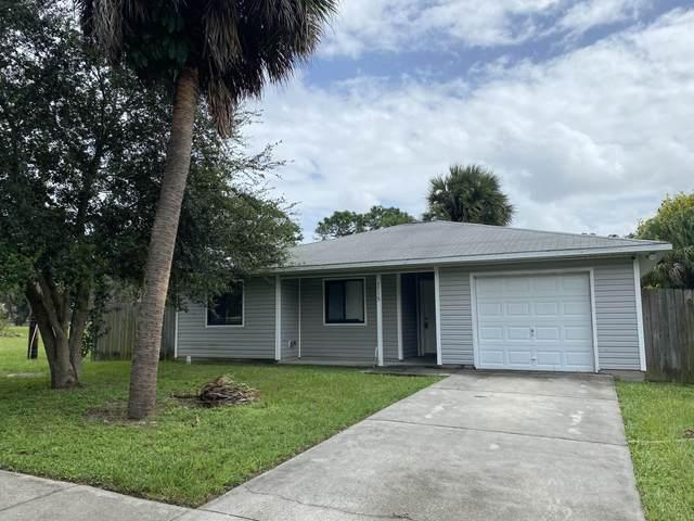 1115 Coleman Street, Melbourne, FL 32935 (MLS #886818) :: Blue Marlin Real Estate