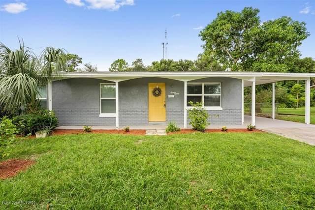 1580 Elizabeth Avenue, Titusville, FL 32780 (MLS #886823) :: Premium Properties Real Estate Services