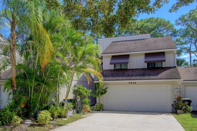 1236 Admiralty Boulevard, Rockledge, FL 32955 (MLS #886855) :: Engel & Voelkers Melbourne Central