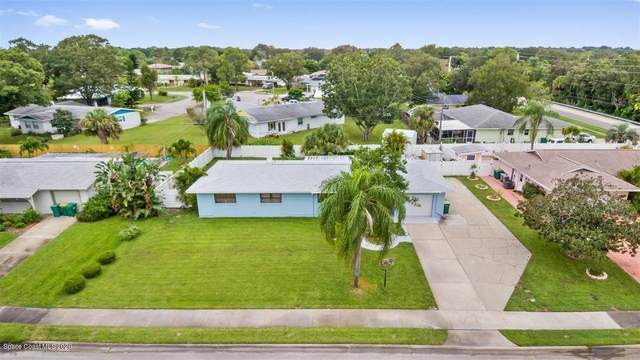 2502 Plantation Drive, Melbourne, FL 32901 (MLS #886860) :: Blue Marlin Real Estate
