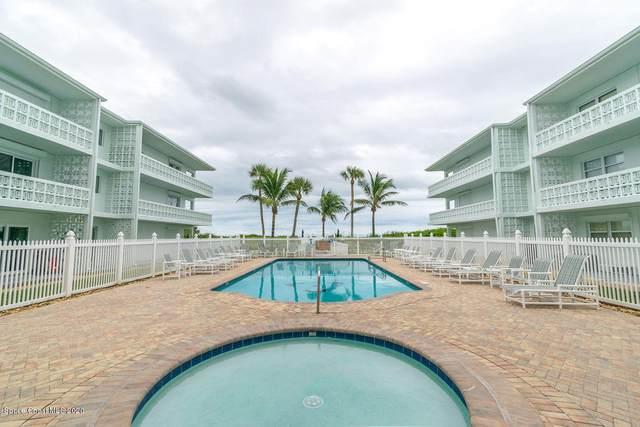 4800 Ocean Beach Boulevard #317, Cocoa Beach, FL 32931 (MLS #886884) :: Premium Properties Real Estate Services