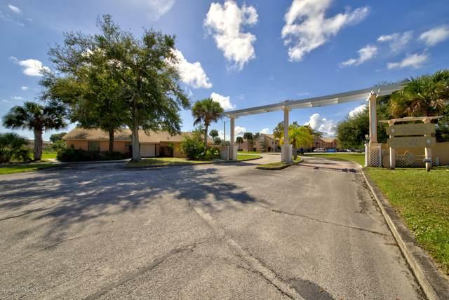 2087 Hidden Grove Lane #207, Merritt Island, FL 32953 (MLS #886913) :: Coldwell Banker Realty