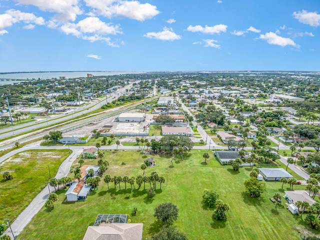 1012 Mathers Street, Melbourne, FL 32935 (MLS #886917) :: Coldwell Banker Realty