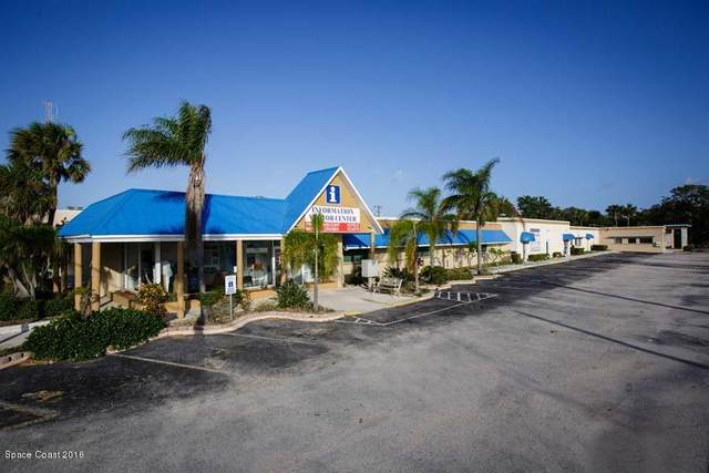 7191 N Atlantic Avenue, Cape Canaveral, FL 32920 (MLS #886927) :: Coldwell Banker Realty