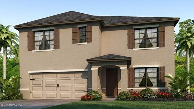 4724 Magenta Isles Drive, Melbourne, FL 32901 (MLS #886949) :: Blue Marlin Real Estate