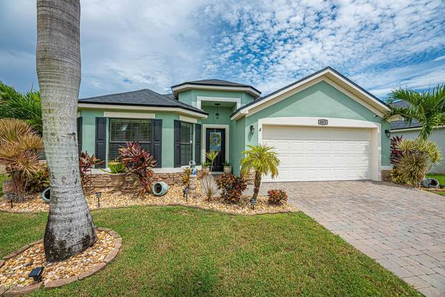 3871 Brantley Circle, Rockledge, FL 32955 (MLS #886962) :: Blue Marlin Real Estate