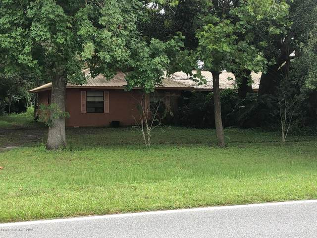 6889 Dodge Road, Cocoa, FL 32927 (MLS #886996) :: Coldwell Banker Realty