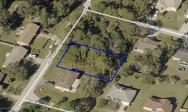 1949 Waukesha Avenue SE, Palm Bay, FL 32909 (MLS #887017) :: Blue Marlin Real Estate