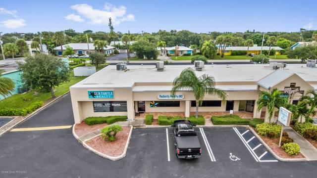 418 Fifth Avenue #418 & #420, Indialantic, FL 32903 (MLS #887026) :: Blue Marlin Real Estate