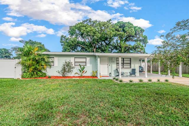 320 Nelson Drive, Merritt Island, FL 32953 (MLS #887035) :: Coldwell Banker Realty