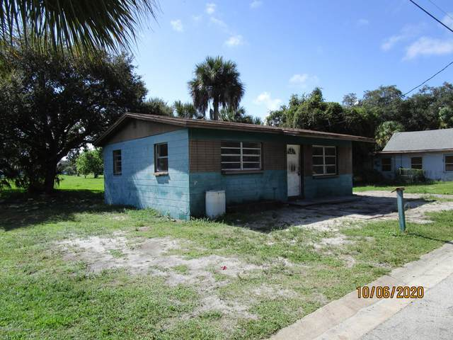 1047 Tuskeegee Avenue, Melbourne, FL 32935 (MLS #887060) :: Blue Marlin Real Estate