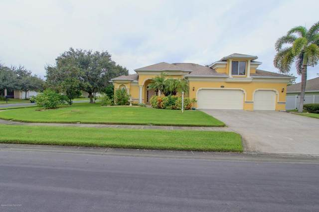 1146 Stockbridge Way, West Melbourne, FL 32904 (MLS #887069) :: Blue Marlin Real Estate