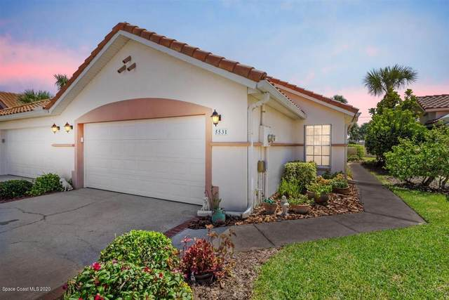 5531 Cord Grass Lane, Melbourne Beach, FL 32951 (MLS #887108) :: Premium Properties Real Estate Services