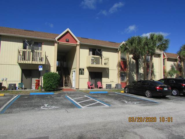 2190 Forest Knoll Drive NE #109, Palm Bay, FL 32905 (MLS #887154) :: Coldwell Banker Realty