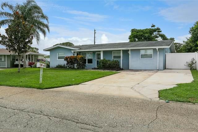 496 Comanche Avenue, Melbourne, FL 32935 (MLS #887168) :: Blue Marlin Real Estate