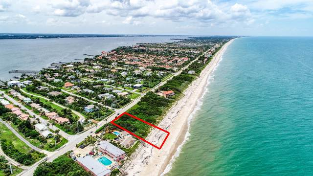 3425 Highway A1a, Melbourne Beach, FL 32951 (MLS #887202) :: Premium Properties Real Estate Services