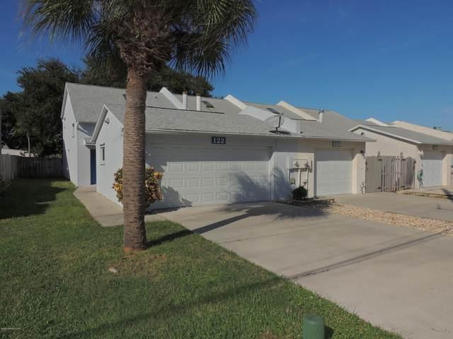 122 Washington Avenue, Cape Canaveral, FL 32920 (MLS #887207) :: Blue Marlin Real Estate