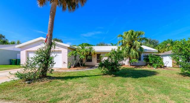 142 Via Havarre, Merritt Island, FL 32953 (MLS #887237) :: Blue Marlin Real Estate