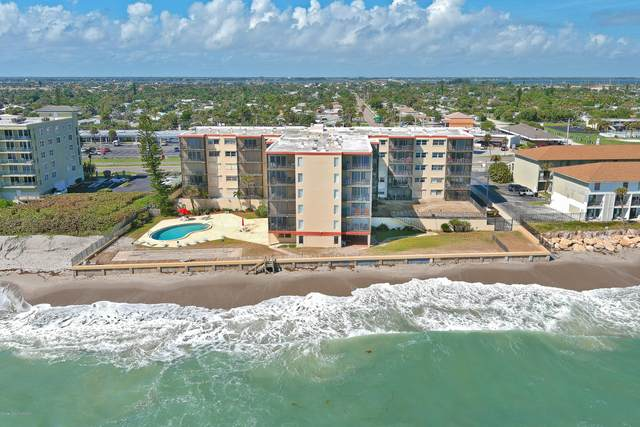 205 Highway A1a #305, Satellite Beach, FL 32937 (MLS #887239) :: Coldwell Banker Realty