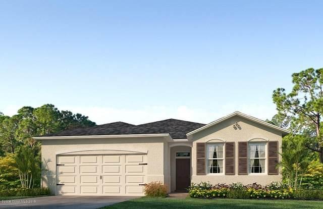 4754 Magenta Isles Drive, Melbourne, FL 32904 (MLS #887244) :: Blue Marlin Real Estate