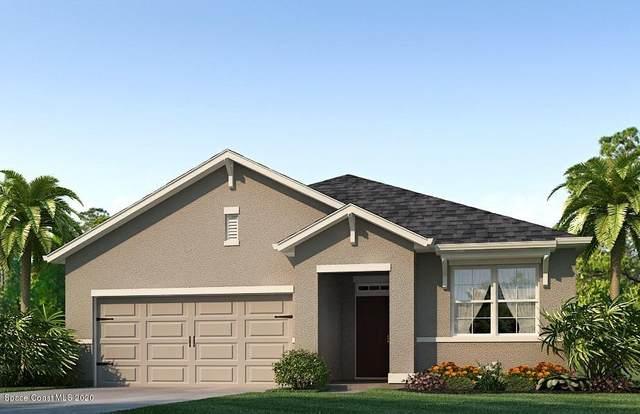 4714 Magenta Isles Drive, Melbourne, FL 32901 (MLS #887247) :: Blue Marlin Real Estate
