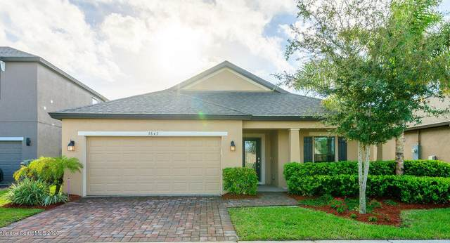 3845 Harvest Circle, Rockledge, FL 32955 (MLS #887258) :: Engel & Voelkers Melbourne Central