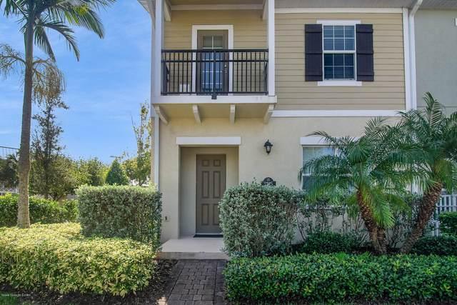 3215 Sedge Drive, Rockledge, FL 32955 (MLS #887263) :: Coldwell Banker Realty