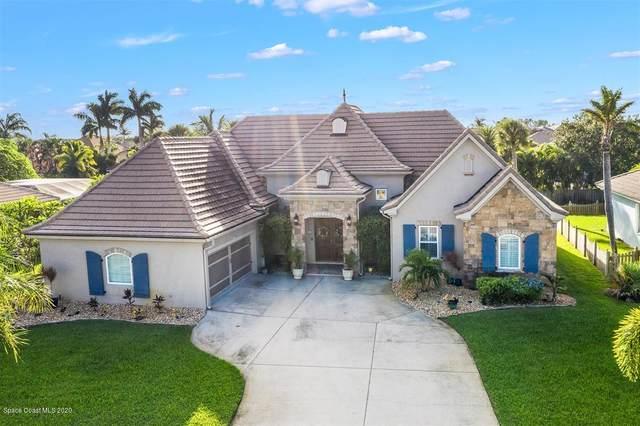 222 Waterside Drive, Indian Harbour Beach, FL 32937 (MLS #887264) :: Blue Marlin Real Estate