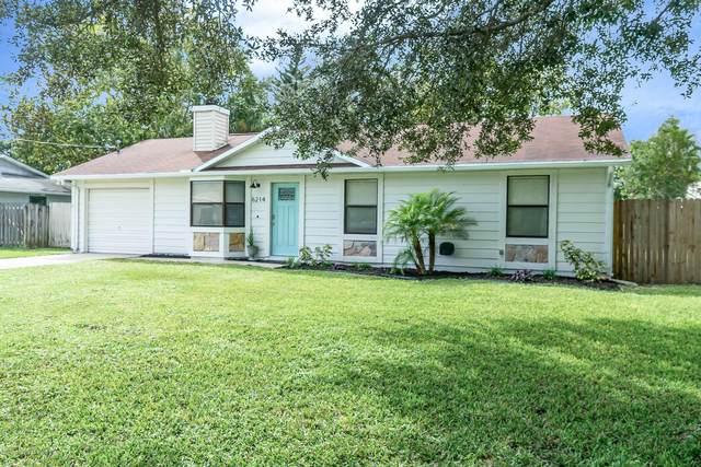 6214 E Baker Circle E, Cocoa, FL 32927 (MLS #887267) :: Blue Marlin Real Estate