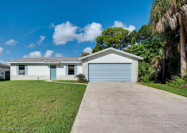 890 Dunkirk Avenue NW, Palm Bay, FL 32907 (MLS #887269) :: Blue Marlin Real Estate