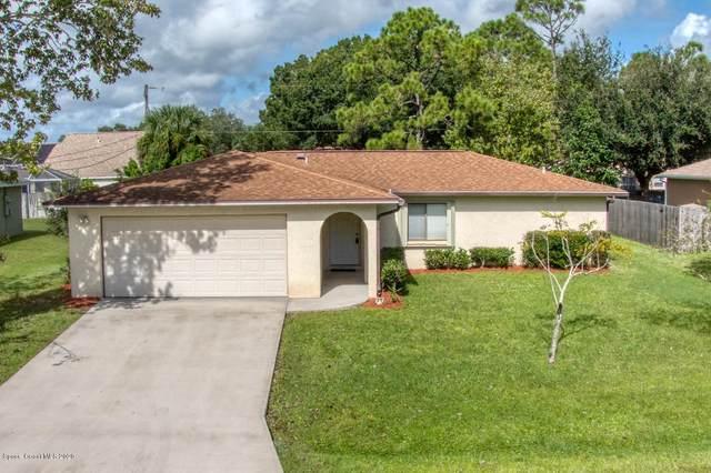 1226 Deggen Court NW, Palm Bay, FL 32907 (MLS #887273) :: Engel & Voelkers Melbourne Central