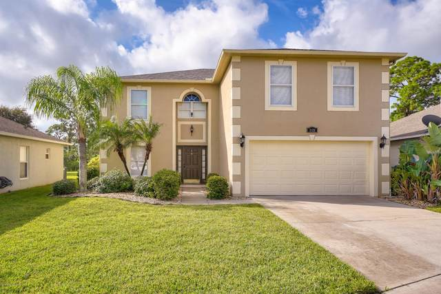 1618 Sawgrass Drive SW, Palm Bay, FL 32908 (MLS #887278) :: Blue Marlin Real Estate