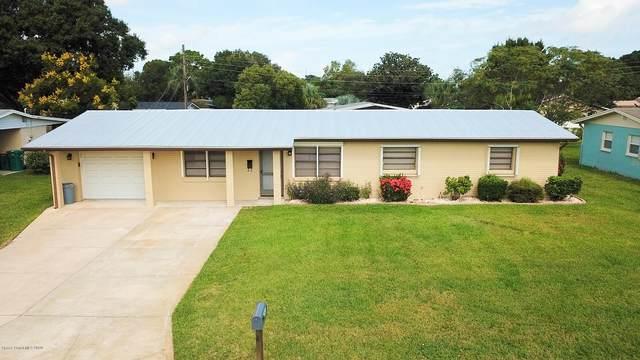 2792 S Breeze Road S, Melbourne, FL 32935 (MLS #887290) :: Blue Marlin Real Estate