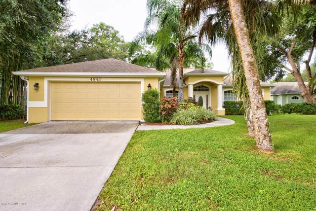 4843 Falcon Boulevard, Cocoa, FL 32927 (MLS #887314) :: Blue Marlin Real Estate