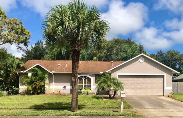 2440 Grand Teton Boulevard, Melbourne, FL 32935 (MLS #887332) :: Blue Marlin Real Estate