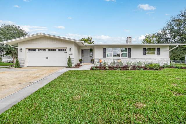 4160 Sherwood Drive, Titusville, FL 32796 (MLS #887338) :: Coldwell Banker Realty