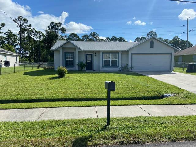 1101 NW Lamplighter Drive NW, Palm Bay, FL 32907 (MLS #887342) :: Blue Marlin Real Estate