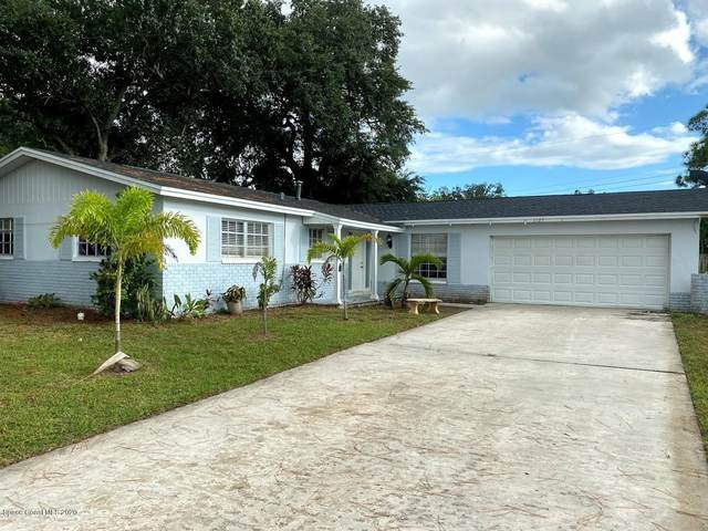 1127 Tarpon Drive, Rockledge, FL 32955 (MLS #887361) :: Blue Marlin Real Estate