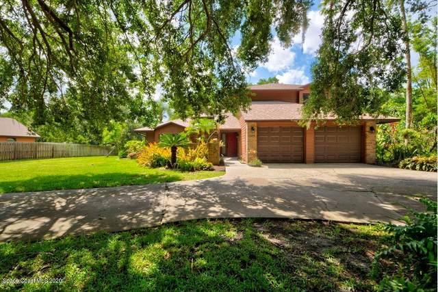665 Andrix Street, Merritt Island, FL 32953 (MLS #887362) :: Premium Properties Real Estate Services