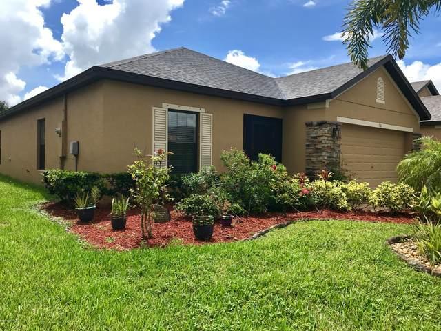 736 Dillard Drive SE, Palm Bay, FL 32909 (MLS #887373) :: Coldwell Banker Realty