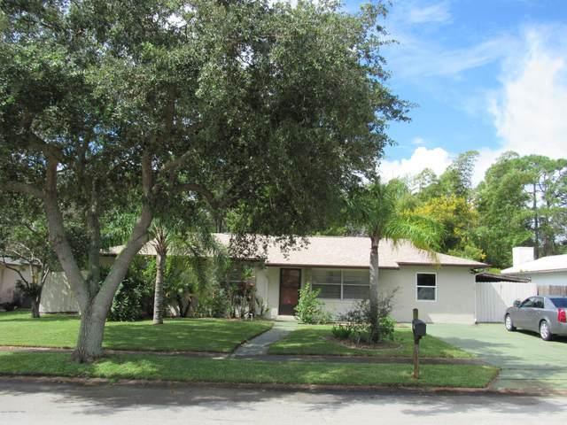 2442 W Sherwood Circle, Cocoa, FL 32926 (MLS #887377) :: Blue Marlin Real Estate