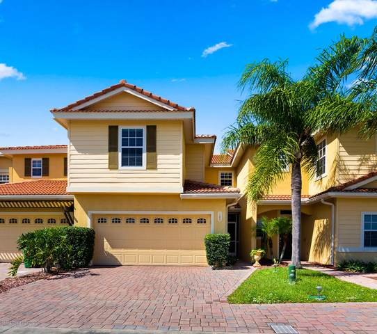 1410 Isabella Drive #105, Melbourne, FL 32935 (MLS #887379) :: Coldwell Banker Realty