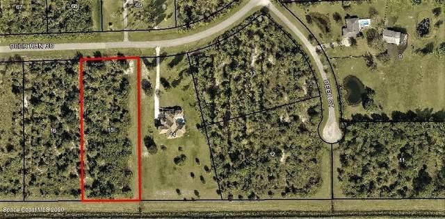 147 Deer Run Road, Palm Bay, FL 32909 (MLS #887389) :: Premium Properties Real Estate Services
