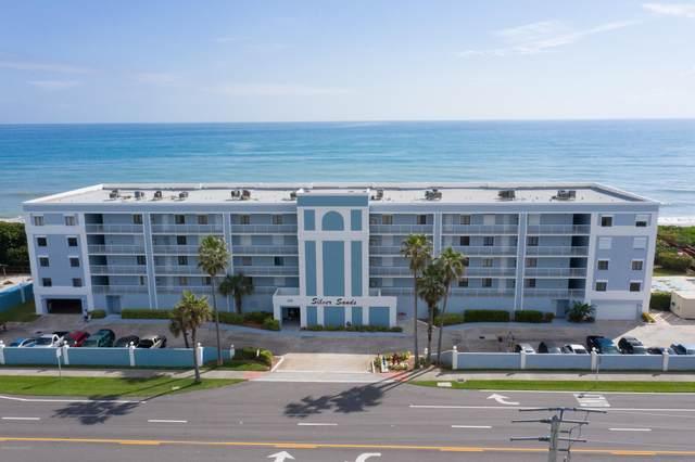 295 Highway A1a #508, Satellite Beach, FL 32937 (MLS #887391) :: Blue Marlin Real Estate