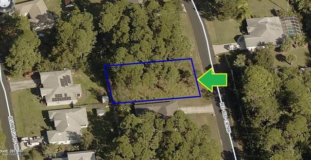 1642 Red Bud Circle NW, Palm Bay, FL 32907 (MLS #887399) :: Blue Marlin Real Estate