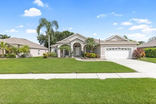 447 Wenthrop Circle, Rockledge, FL 32955 (MLS #887400) :: Blue Marlin Real Estate