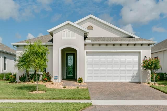 2224 Trift Bridge Circle, Melbourne, FL 32940 (MLS #887410) :: Blue Marlin Real Estate