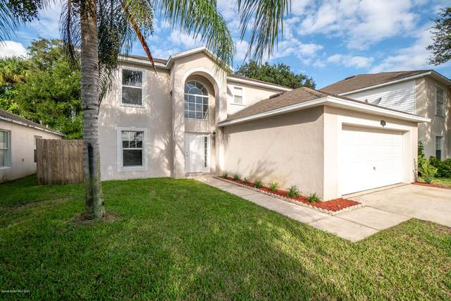 1059 Macon Drive, Titusville, FL 32780 (MLS #887411) :: Premium Properties Real Estate Services