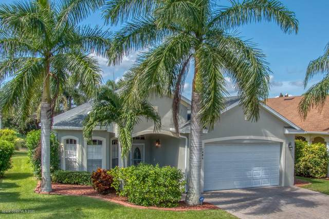 1486 Clubhouse Drive, Rockledge, FL 32955 (MLS #887421) :: Coldwell Banker Realty